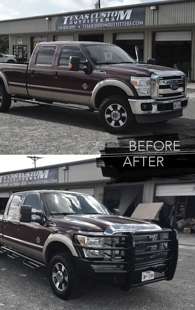 Before and After Pictures of Our Sweepstakes Winner