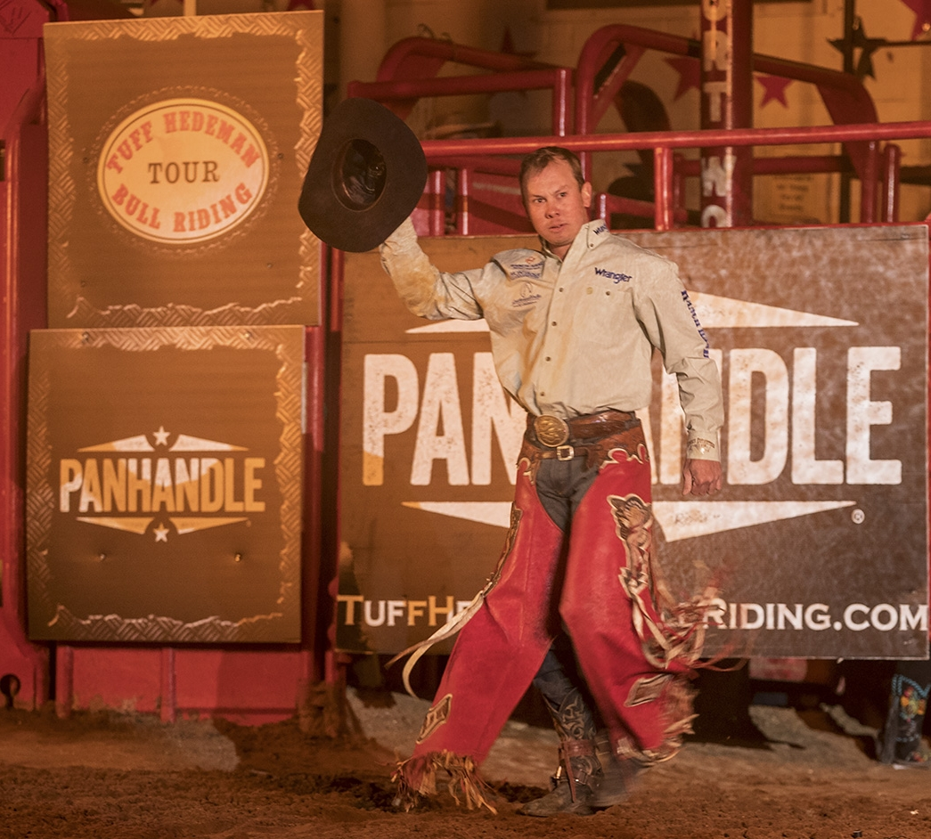 Ranch Hand Brand Ambassador Wins the Tuff Hedeman Fort Worth Challenge